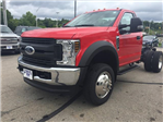2018 F-550 Regular Cab DRW 4x4,  Cab Chassis #18255 - photo 9