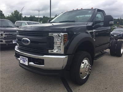 2018 F-550 Regular Cab DRW 4x4,  Cab Chassis #18264 - photo 10