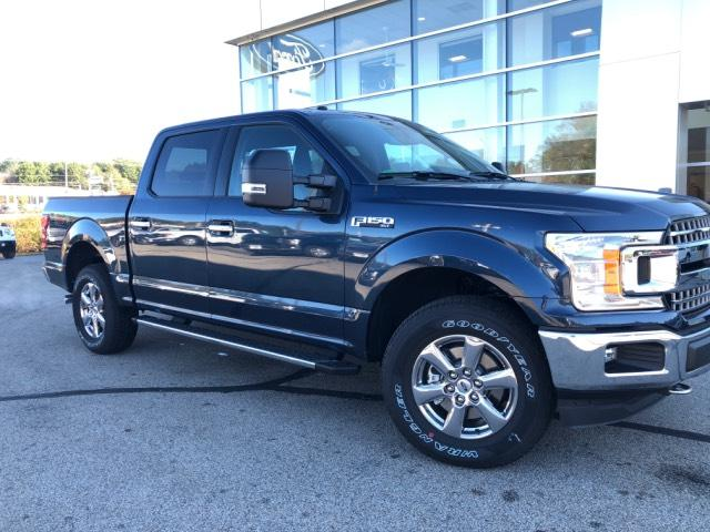 2018 F-150 SuperCrew Cab 4x4,  Pickup #18333 - photo 3