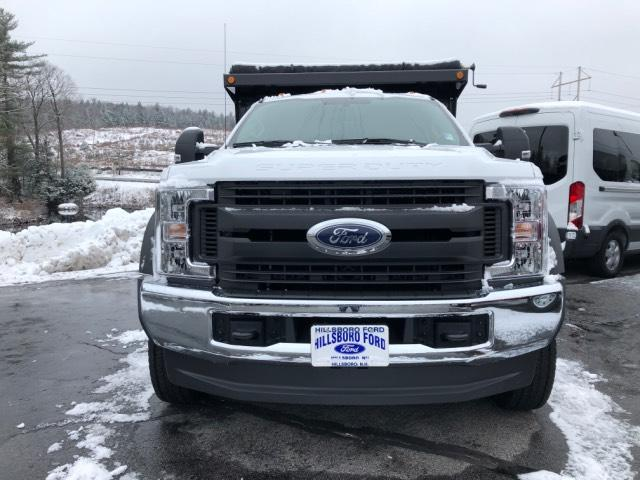 2019 F-550 Regular Cab DRW 4x4,  Dump Body #19004 - photo 4