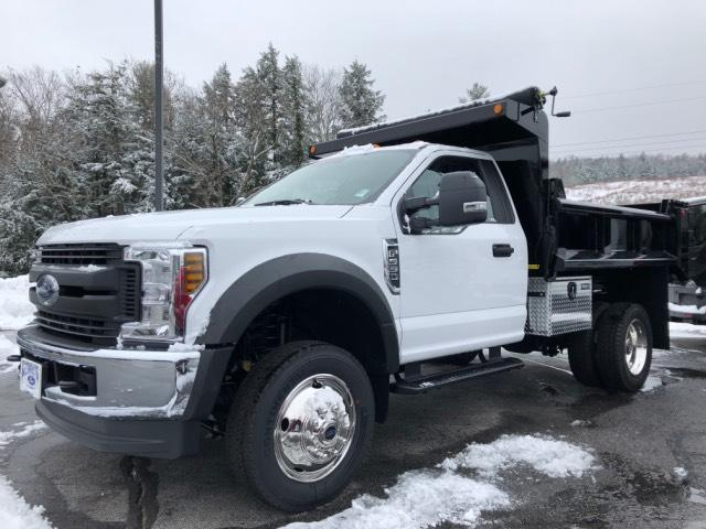 2019 F-550 Regular Cab DRW 4x4,  Dump Body #19004 - photo 3