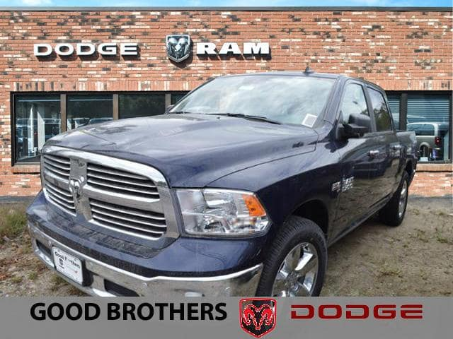2017 Ram 1500 Crew Cab 4x4, Pickup #17351 - photo 1