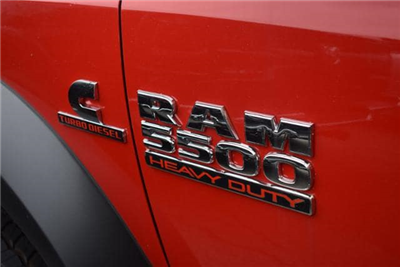 2018 Ram 5500 Regular Cab DRW 4x4,  Cab Chassis #18010 - photo 6