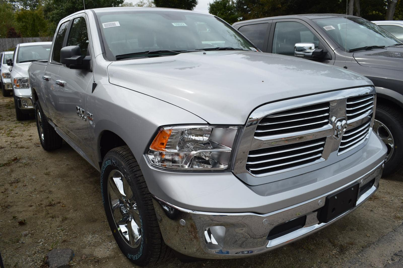 2018 Ram 1500 Quad Cab 4x4, Pickup #18022 - photo 4