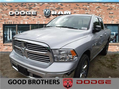 2018 Ram 1500 Quad Cab 4x4, Pickup #18022 - photo 1