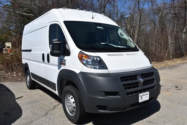 2018 ProMaster 2500 High Roof 4x2,  Empty Cargo Van #18056 - photo 5