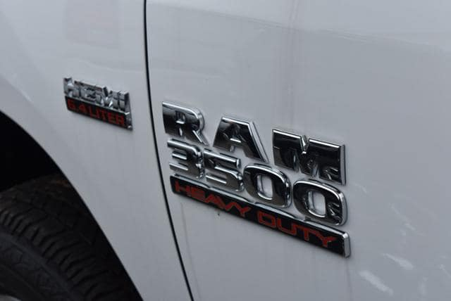2018 Ram 3500 Regular Cab 4x4,  Cab Chassis #18059 - photo 5