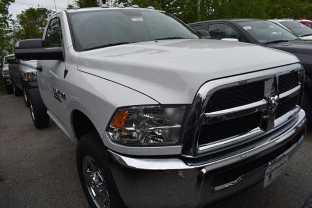2018 Ram 3500 Regular Cab 4x4,  Cab Chassis #18059 - photo 2