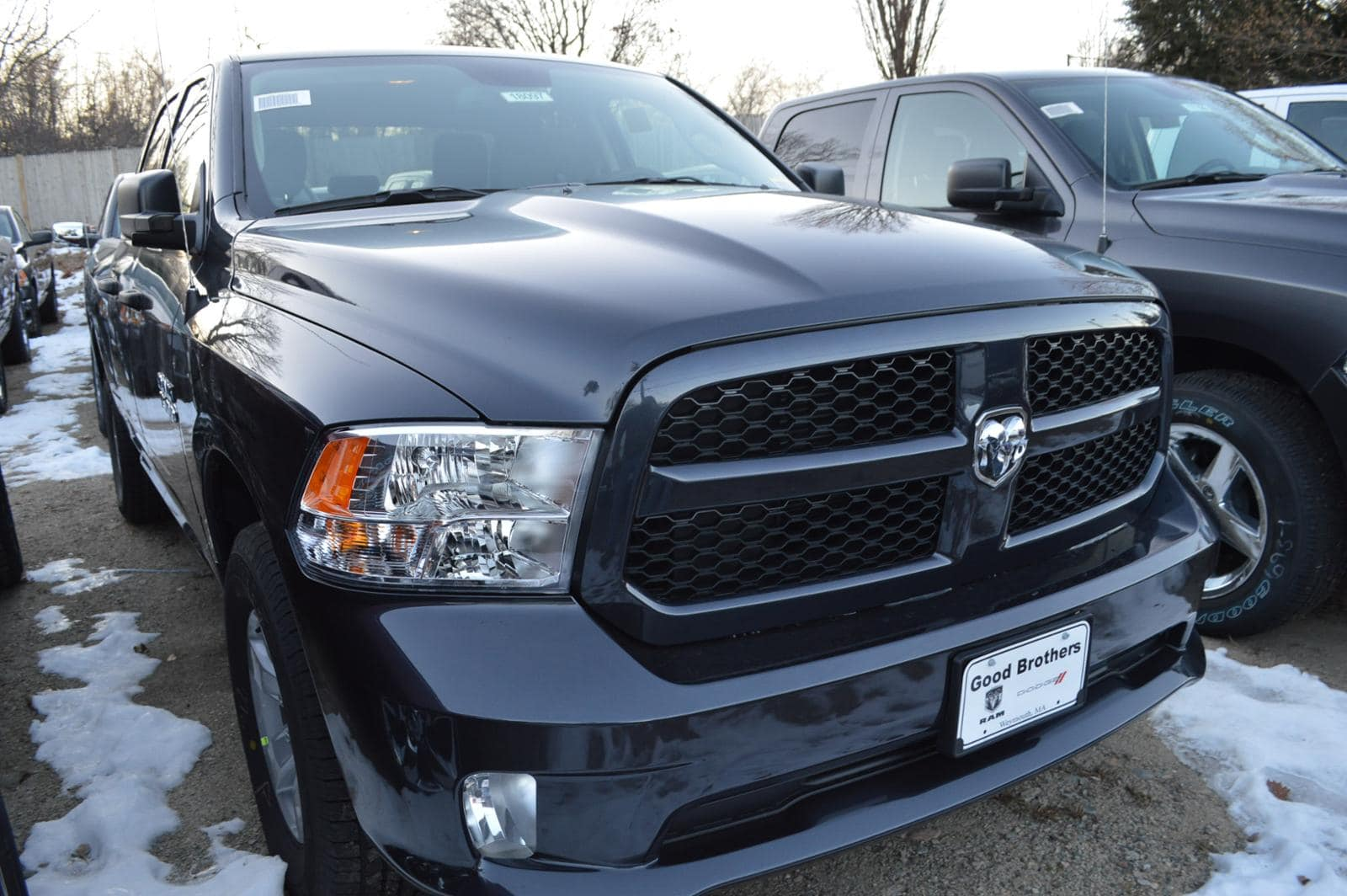 2018 Ram 1500 Quad Cab 4x4, Pickup #18097 - photo 3