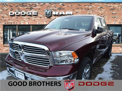 2018 Ram 1500 Crew Cab 4x4, Pickup #18107 - photo 1