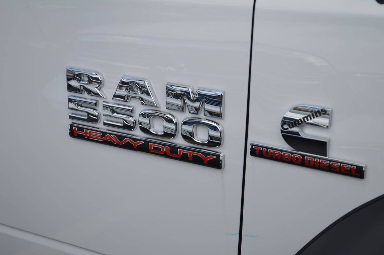 2018 Ram 5500 Regular Cab DRW 4x4,  Cab Chassis #18117 - photo 5