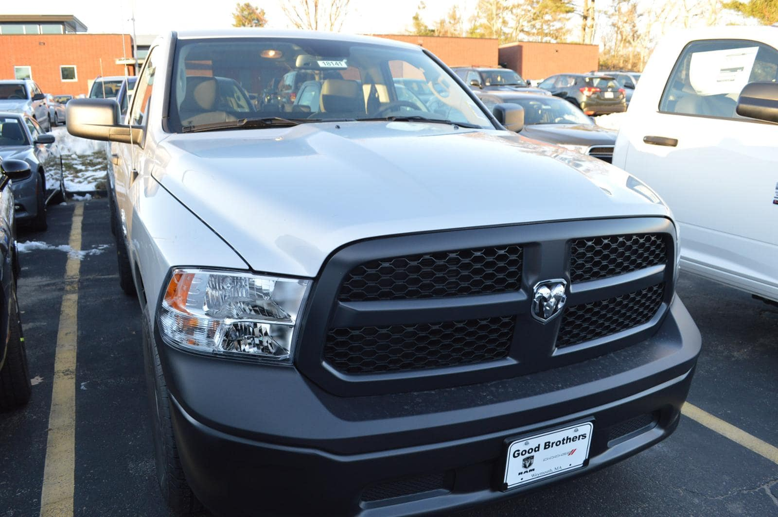 2018 Ram 1500 Regular Cab, Pickup #18141 - photo 3