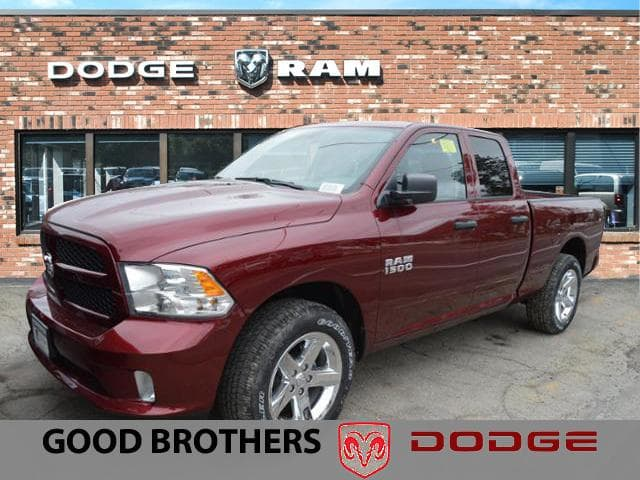 2018 Ram 1500 Quad Cab 4x4, Pickup #18165 - photo 1