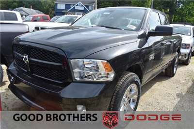 2018 Ram 1500 Quad Cab 4x4,  Pickup #18197 - photo 1