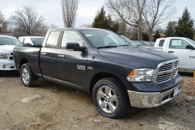 2018 Ram 1500 Quad Cab 4x4, Pickup #18199 - photo 4