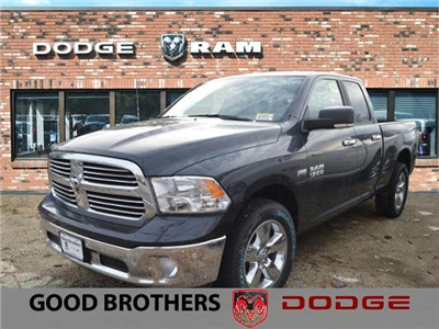 2018 Ram 1500 Quad Cab 4x4, Pickup #18199 - photo 1