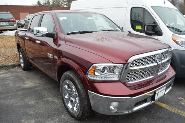 2018 Ram 1500 Crew Cab 4x4, Pickup #18220 - photo 3