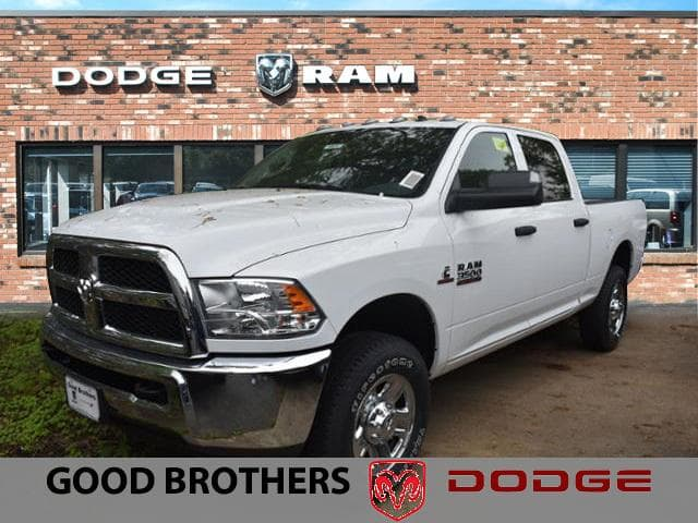 2018 Ram 3500 Crew Cab 4x4,  Pickup #18247 - photo 1