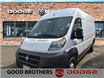 2018 ProMaster 2500 High Roof 4x2,  Empty Cargo Van #18259 - photo 1