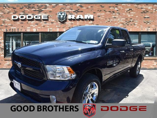 2018 Ram 1500 Quad Cab 4x4,  Pickup #18273 - photo 1