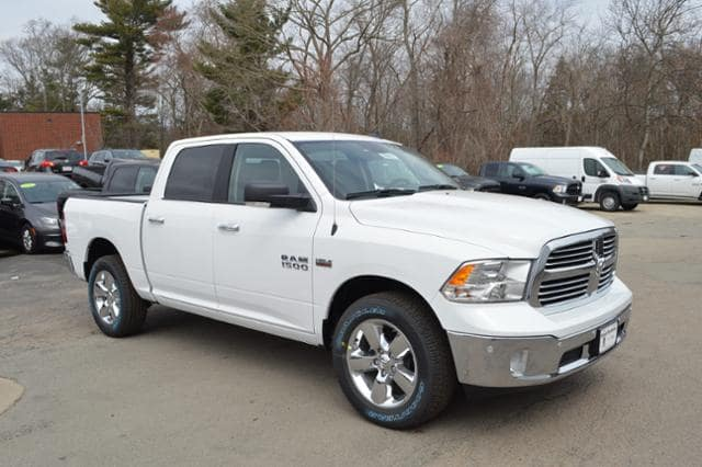 2018 Ram 1500 Crew Cab 4x4,  Pickup #18286 - photo 4