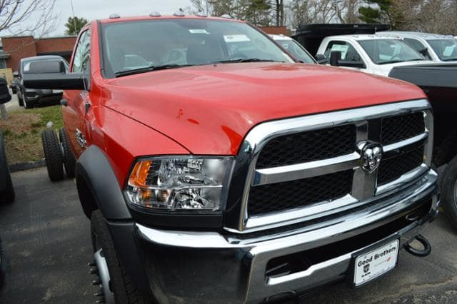 2018 Ram 5500 Regular Cab DRW 4x4, Cab Chassis #18289 - photo 3