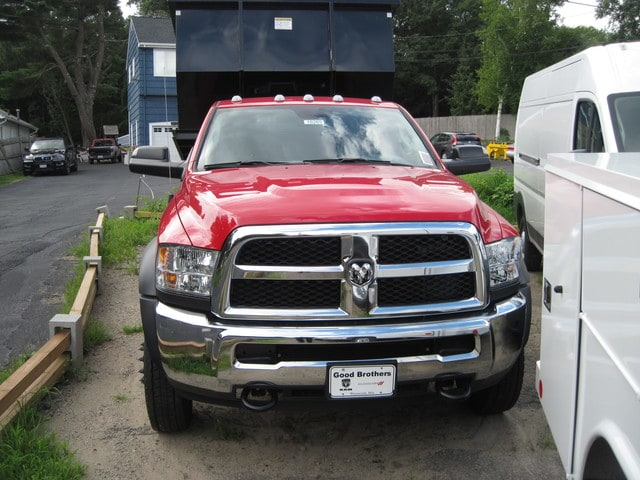 2018 Ram 5500 Regular Cab DRW 4x4,  Landscape Dump #18289 - photo 3