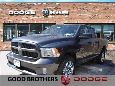 2018 Ram 1500 Quad Cab 4x4,  Pickup #18305 - photo 1