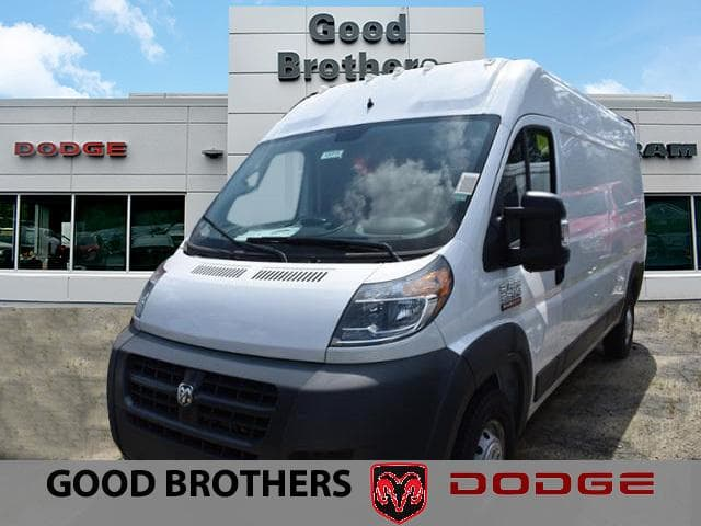 2018 ProMaster 2500 High Roof FWD,  Empty Cargo Van #18315 - photo 12