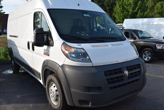 2018 ProMaster 2500 High Roof 4x2,  Empty Cargo Van #18344 - photo 4