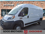 2018 ProMaster 2500 High Roof 4x2,  Empty Cargo Van #18344 - photo 1
