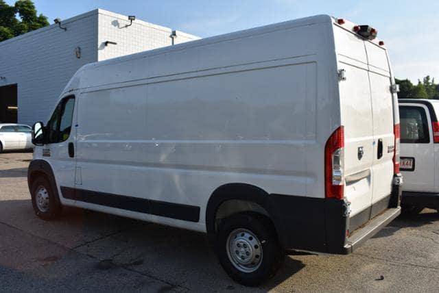 2018 ProMaster 2500 High Roof FWD,  Empty Cargo Van #18371 - photo 2