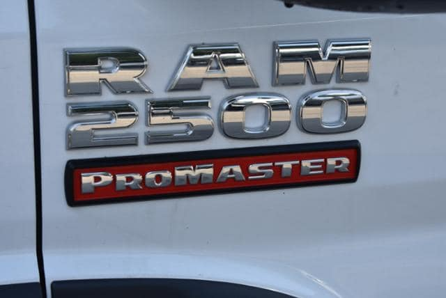 2018 ProMaster 2500 High Roof FWD,  Empty Cargo Van #18371 - photo 5