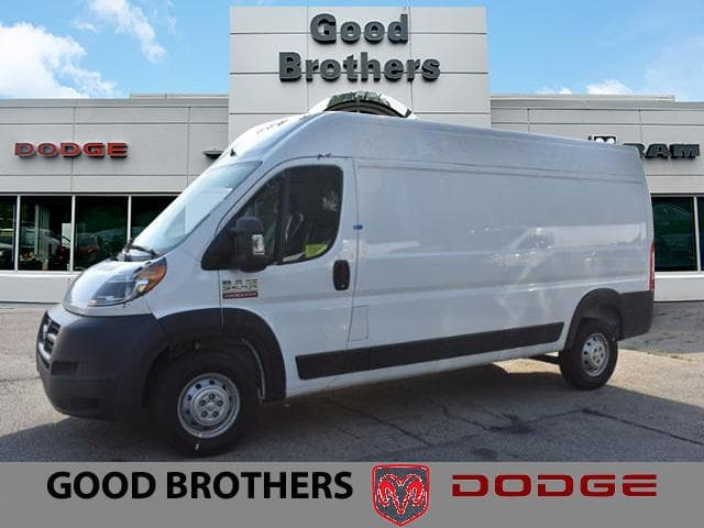 2018 ProMaster 2500 High Roof FWD,  Empty Cargo Van #18371 - photo 14