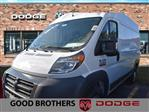 2018 ProMaster 1500 High Roof FWD,  Empty Cargo Van #18423 - photo 1