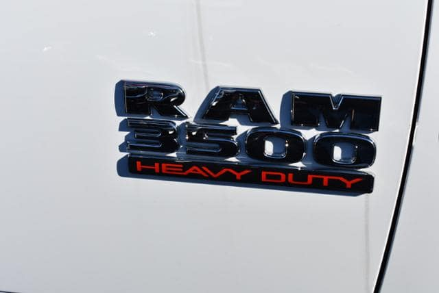 2018 Ram 3500 Regular Cab DRW 4x4,  Cab Chassis #18461 - photo 5