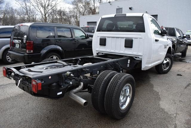 2018 Ram 3500 Regular Cab DRW 4x4,  Cab Chassis #18463 - photo 3