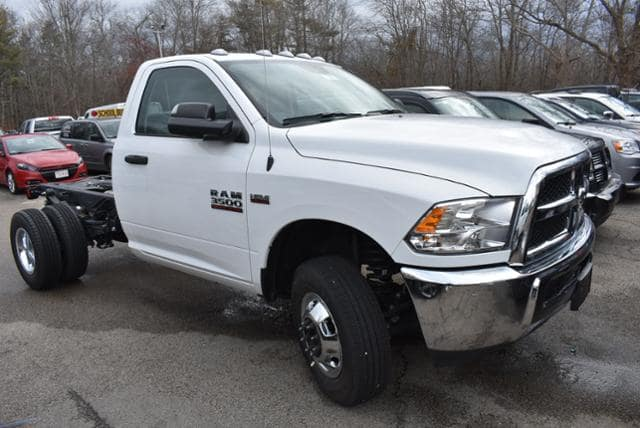 2018 Ram 3500 Regular Cab DRW 4x4,  Cab Chassis #18463 - photo 5