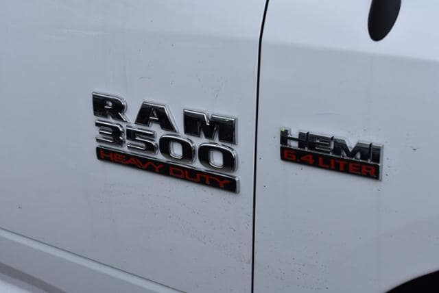 2018 Ram 3500 Regular Cab DRW 4x4,  Cab Chassis #18463 - photo 6