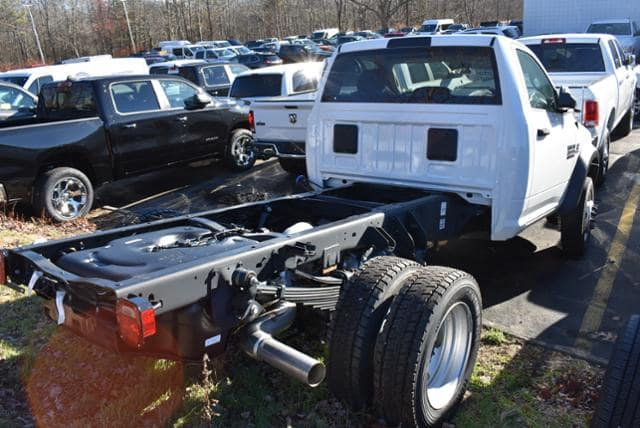 2018 Ram 5500 Regular Cab DRW 4x4,  Cab Chassis #18464 - photo 3