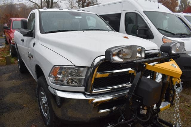 2018 Ram 2500 Regular Cab 4x4,  Fisher Pickup #18471 - photo 4