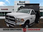 2018 Ram 3500 Regular Cab DRW 4x4,  Rugby Dump Body #18473 - photo 1