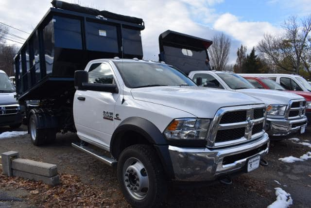 2018 Ram 5500 Regular Cab DRW 4x4,  Landscape Dump #18484 - photo 4