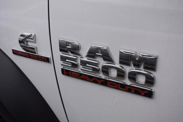 2018 Ram 5500 Regular Cab DRW 4x4,  Cab Chassis #18492 - photo 7