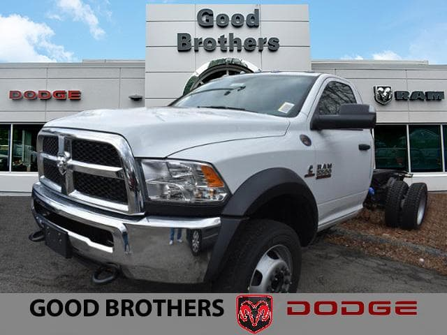 2018 Ram 5500 Regular Cab DRW 4x4,  Cab Chassis #18492 - photo 1