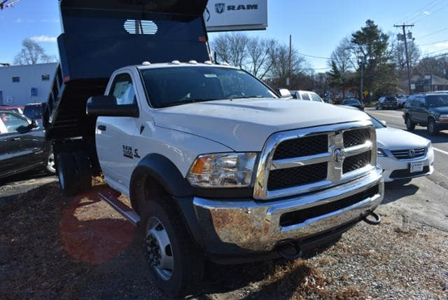 2018 Ram 5500 Regular Cab DRW 4x4,  Dump Body #18500 - photo 3