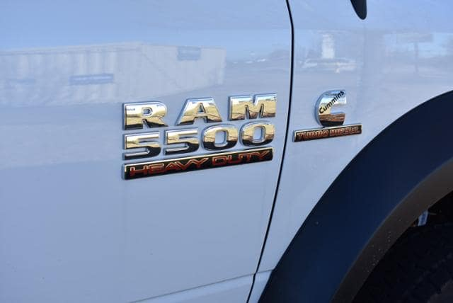 2018 Ram 5500 Regular Cab DRW 4x4,  Dump Body #18500 - photo 4