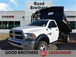 2018 Ram 5500 Regular Cab DRW 4x4,  Dump Body #18500 - photo 1
