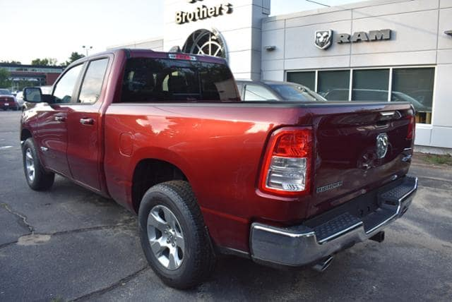 2019 Ram 1500 Quad Cab 4x4,  Pickup #19043 - photo 2