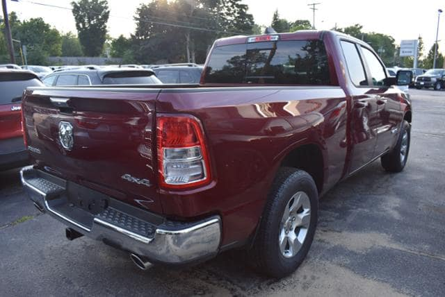 2019 Ram 1500 Quad Cab 4x4,  Pickup #19043 - photo 3